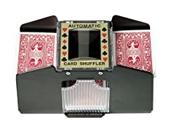 Fat Cat Four Deck Card Shuffler