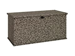 Steel Deck and Patio Storage Chest, Camo