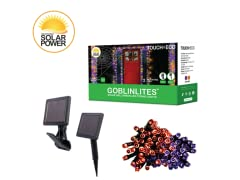 Goblinlites 125 Solar LED String Light