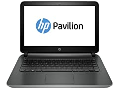 "HP Pavilion 14"" AMD Quad-Core Laptop"
