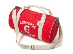Off the Bench Duffel Bag, Red