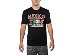 Mexico Mondo S/S T-Shirt (Small or Med)