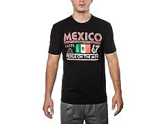 Kappa Mexico Mondo S/S T-Shirt (S, M)