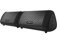 Motorola Sonic Sub 630 Bass Bluetooth Speakers (2 Pack)