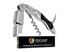 Waiters Corkscrew by HiCoup