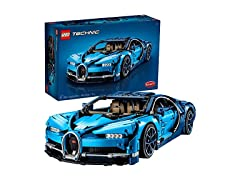 LEGO Technic Bugatti Chiron Race Car