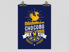 """Chocobo"" Poster"