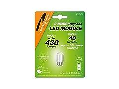 LED Upgrade Modul 430 and 40 Lumens