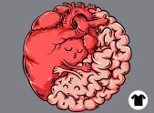 Heart Brain Love