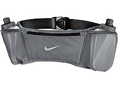 Nike 20oz Double Pocket Flask Belt