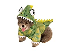 Rubie's Pet Costume, Small, Green Dino