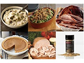 Omaha Steaks Thanksgiving in A Box Combo