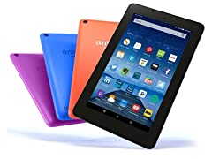 "Amazon Fire 7"" (2015) Wi-Fi Tablets"