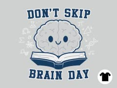 Don't Skip Brain Day
