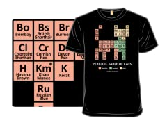Cat Periodic Table
