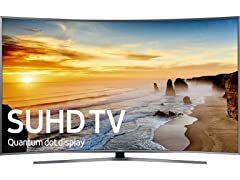 "Samsung 88"" KS9810 Curved 4K SUHD TV"