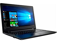 "Lenovo 15.6"" AMD Quad-Core Notebook"