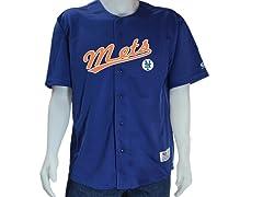 N.Y. Mets Jersey (L, XL)