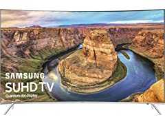 "Samsung Curved 65"" 4K LED TV (2016)"