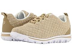 Propet Women's TravelActiv Woven Sneaker