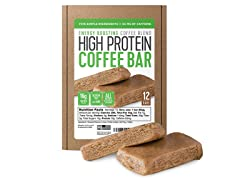 High Protein Coffee Bar 12-Pack
