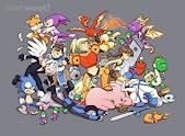 90s Gamer Brawl