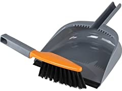 Casabella Dustpan & Brush