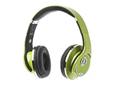 Bluetooth Headphones Twists to Speakers