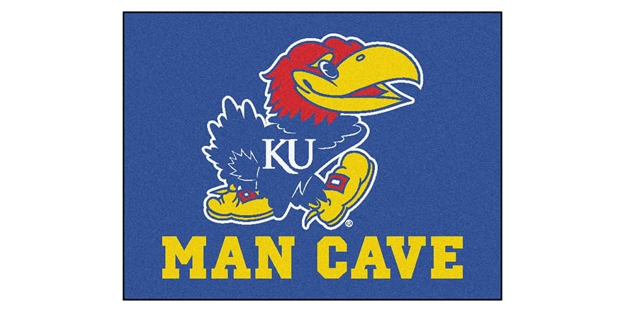 Man Cave Area Rugs : Ncaa man cave all star area rugs