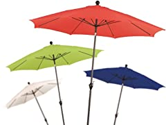 California Umbrella 9-ft Tilt Umbrellas