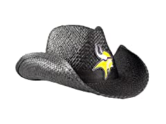 NFL Cowboy Hat - Vikings