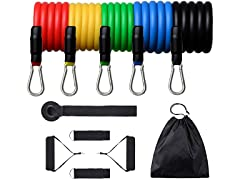 YOUNG LOVE Exercise Bands Set