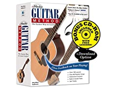 eMedia Guitar Method v6 Special Edition & Bonus Lessons