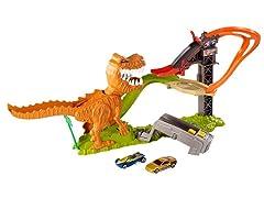 T-Rex Takedown Playset
