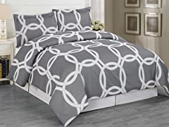 Redington Hotel Duvet Cover Set-2 Sizes