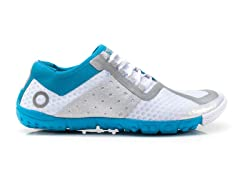 Women's Phase - White/Silver/Cyan