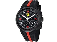 Fast Lap, Black / Red