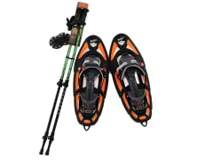 Ferrino Miage Castor Snowshoes & Totems