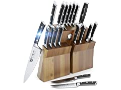 Dalstrong German Steel 18 PC Knife Set