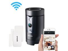 Zmodo Pivot 1080p 360° Rotating Cam w/ 2pk Sensors