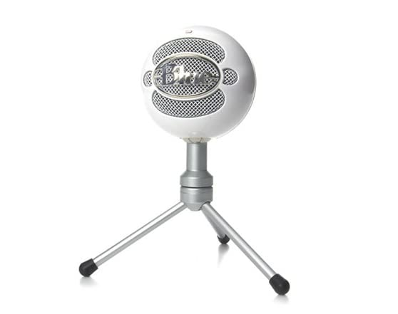 blue microphones snowball ice usb mic. Black Bedroom Furniture Sets. Home Design Ideas