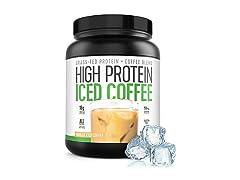 Protein Vanilla Iced Coffee (18 serv)