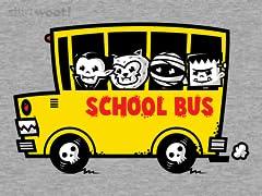 School Bus Of Horror