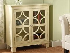 Sydney Cabinet - Ivory