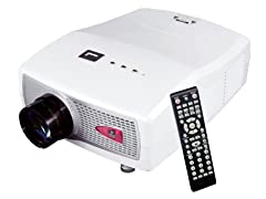 Pyle 1800Lm SVGA Home Theater Projector