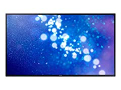 "Samsung DM65E 65"" Slim Direct LED Display"