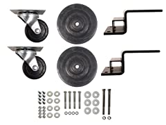 Snow Pro Snowmobile Lift Wheel Kit