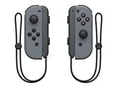 Nintendo Joy-Con (L/R) - Gray (Refurb)