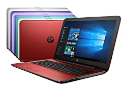 "HP 15.6"" Intel Quad-Core 1TB SATA Laptops"