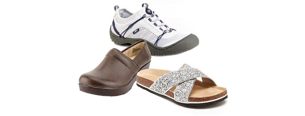 Top Styles of Jambu & JBU Women's Shoes